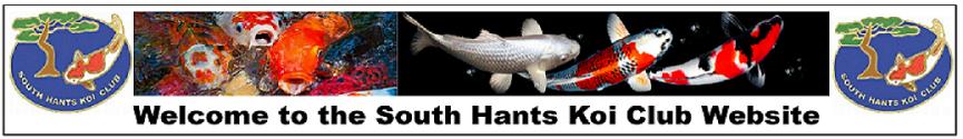 South Hants Koi Club